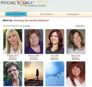 Psychic Source